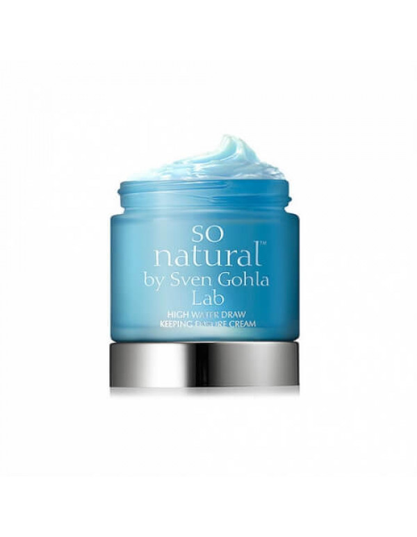 So Natural, Глубокоувлажняющий крем High Water Draw Keeping Ensure Cream