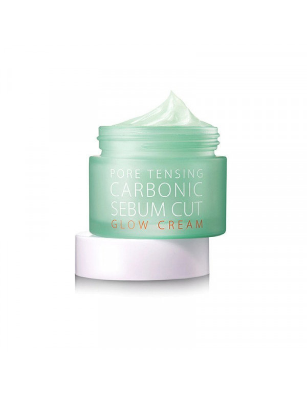 So Natural, Крем для лица Pore Tensing Carbonic Sebum Cut Glow Cream