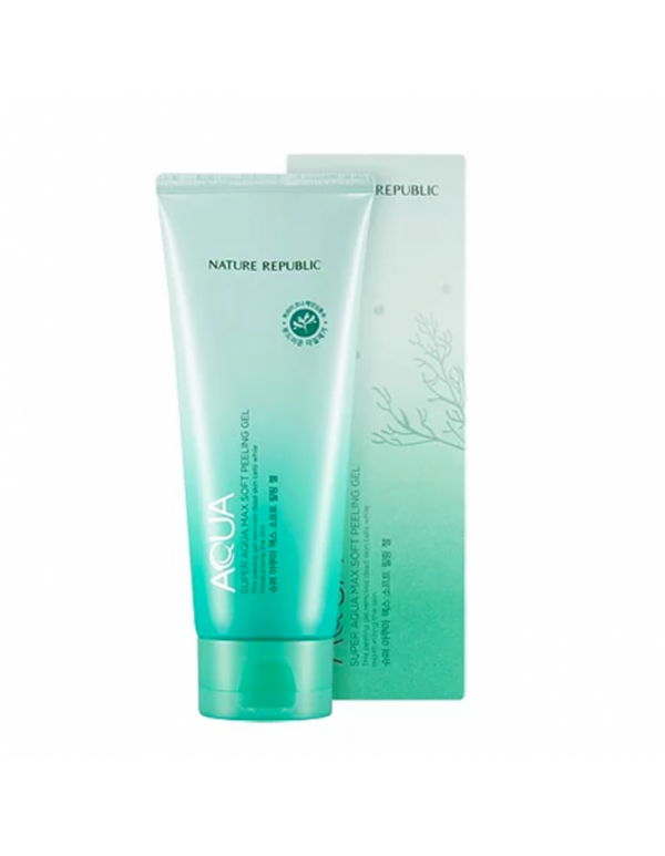 Nature Republic, Мягкий пилинг-гель Super Aqua Max Soft Peeling Gel