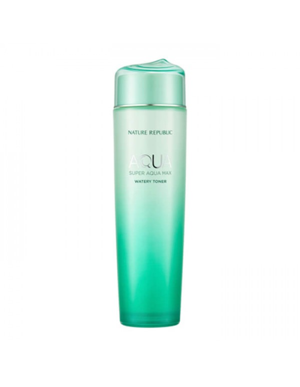 Nature Republic, Увлажняющий тонер Super Aqua Max Watery Toner
