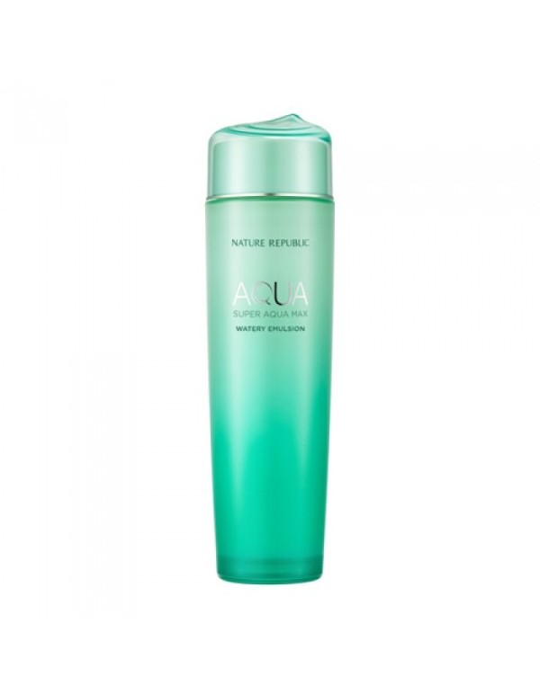Nature Republic, Увлажняющая эмульсия Super Aqua Max Watery Emulsion