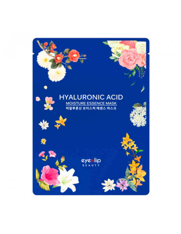 Eyenlip, Тканевая маска гиалуроновой кислотой Hyaluronic acid Moisture Essence Mask
