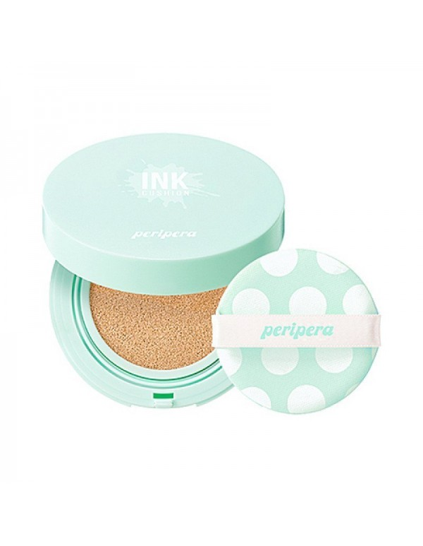 Peripera, Мятный кушон Ink Lasting Mint Cushion