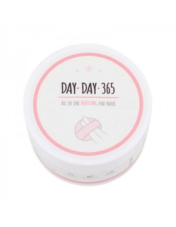 Wish Formula, Очищающие пэды Day Day 365 All in one Boosting Pad Mask